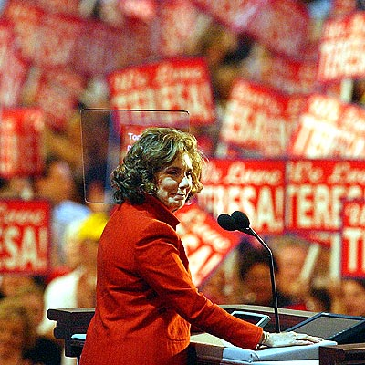JULY 27  photo | Teresa Heinz Kerry