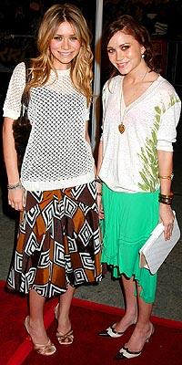 MAKEOVERS photo   Ashley Olsen, Mary-Kate Olsen