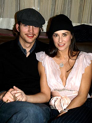 VEGAS, BABY  photo | Ashton Kutcher, Demi Moore