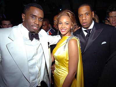 SECRET LOVE photo | Beyonce Knowles, Jay-Z, Sean \P. Diddy\ Combs