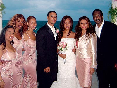 SISTER OF THE BRIDE photo | Beyonce Knowles, Kelly Rowland, Solange Knowles