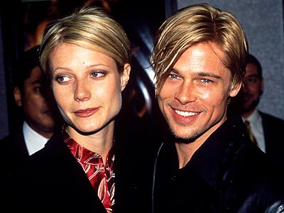 IT COUPLE  photo | Brad Pitt, Gwyneth Paltrow