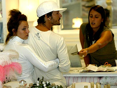 DOMESTIC BLISS photo | Britney Spears, Kevin Federline
