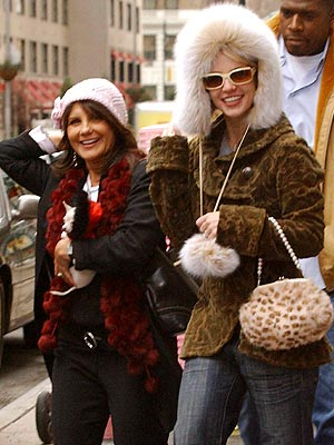 HATS OFF photo | Britney Spears, Lynne Spears