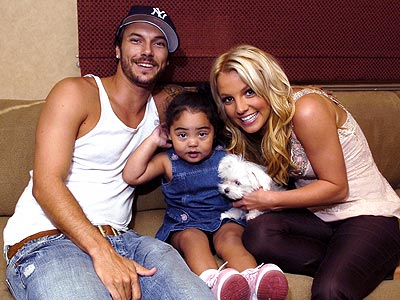 WE ARE FAMILY photo | Britney Spears, Kevin Federline