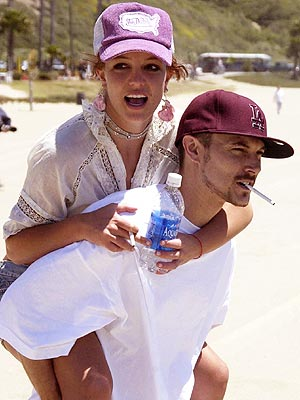 FUN IN THE SUN photo | Britney Spears, Kevin Federline