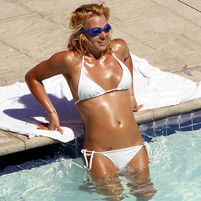 ITTY BRITTY BIKINI photo | Britney Spears