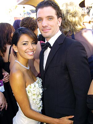 SWEET EMOTION photo | Eva Longoria, JC Chasez