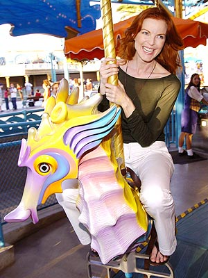 MARRY GO ROUND? photo | Marcia Cross