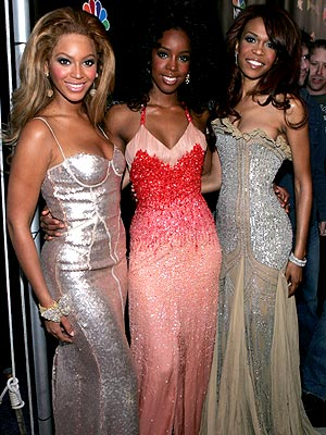 GLAM SQUAD photo | Destiny's Child, Beyonce Knowles, Kelly Rowland, Michelle Williams (Musician)