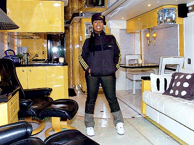 MOBILE CRIB photo | Missy Elliott