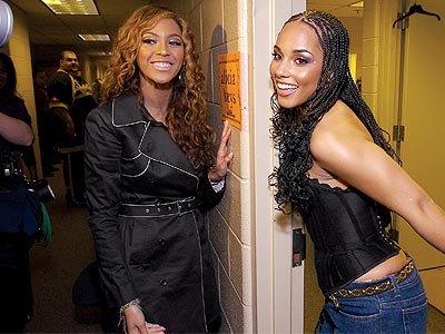 KNOCK-KNOCK photo   Alicia Keys, Beyonce Knowles