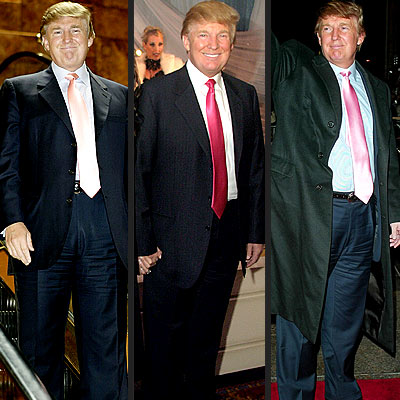 THE SUIT  photo | Donald Trump