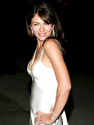 Almost 40 photo | Elizabeth Hurley