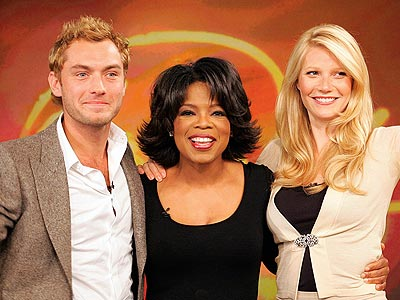 SKY'S THE LIMIT photo | Gwyneth Paltrow, Jude Law, Oprah Winfrey