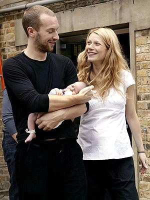 BABY LOVE photo | Chris Martin, Gwyneth Paltrow
