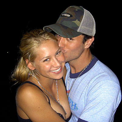 ANNA & ENRIQUE  photo | Anna Kournikova, Enrique Iglesias