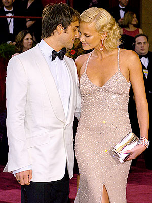 CHARLIZE & STUART  photo | Charlize Theron, Stuart Townsend