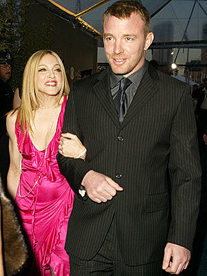 MADONNA & GUY  photo | Guy Ritchie, Madonna