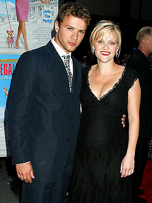 REESE & RYAN  photo | Reese Witherspoon, Ryan Phillippe