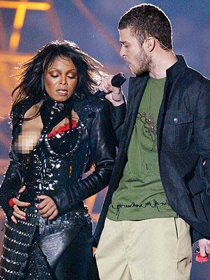 THE BIG REVEAL photo | Janet Jackson, Justin Timberlake