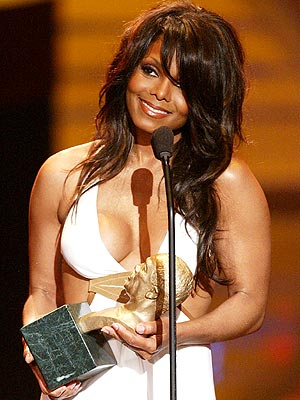 AWARD QUEEN photo | Janet Jackson