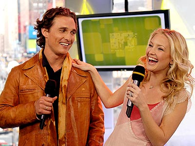 LEADING LADY photo | Kate Hudson, Matthew McConaughey