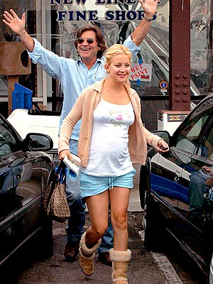 FAMILY NAME photo | Kate Hudson, Kurt Russell