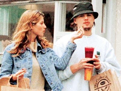 FEED ME photo | Giselle Bundchen, Leonardo DiCaprio