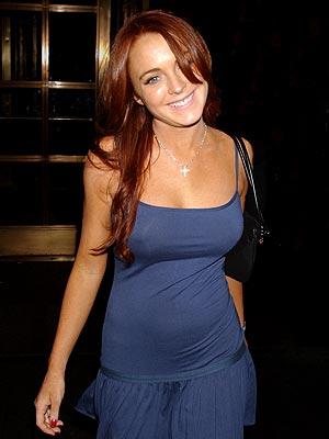 LINDSAY A LA MODE  photo | Lindsay Lohan