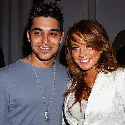 BOY CRAZY  photo | Lindsay Lohan, Wilmer Valderrama