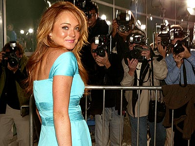 BOX OFFICE BABE  photo | Lindsay Lohan