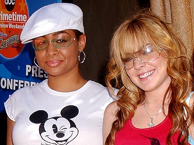ALL GROWN UP  photo | Lindsay Lohan, Raven-Symone