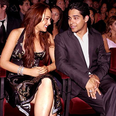 THAT'S AMOR photo | Lindsay Lohan, Wilmer Valderrama