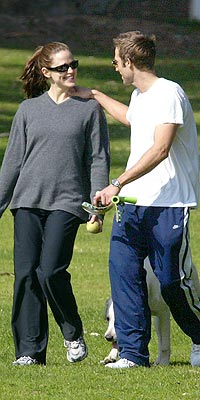 JENNIFER GARNER & MICHAEL VARTAN photo | Jennifer Garner, Michael Vartan