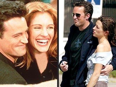 LOVE SCENES photo | Matthew Perry
