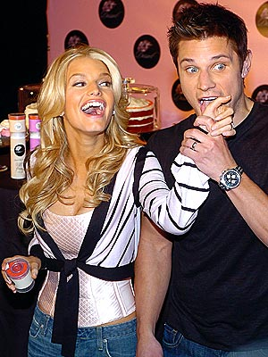 SOLID GROUND? photo | Jessica Simpson, Nick Lachey