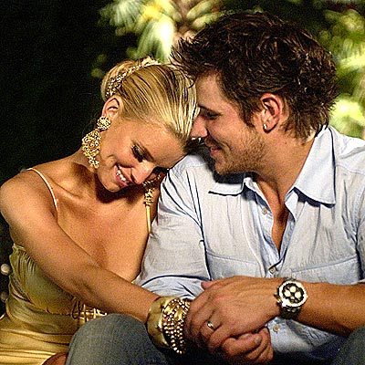 LOVE SCENE photo | Jessica Simpson, Nick Lachey