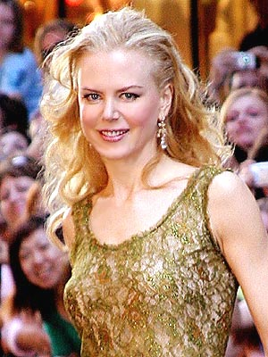 THE REAL DEAL  photo | Nicole Kidman