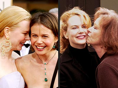FAMILY TIES  photo | Nicole Kidman