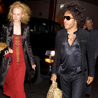 BEAUTY & THE BEAT  photo | Lenny Kravitz, Nicole Kidman