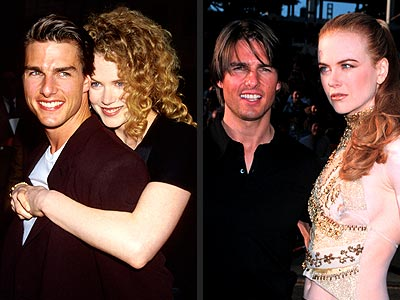 GOLDEN COUPLE  photo | Nicole Kidman, Tom Cruise