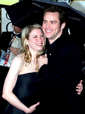 CARREY-ING ON photo | Jim Carrey, Renee Zellweger