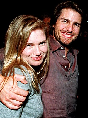 MUSIC TO HER EARS photo | Renee Zellweger, Tom Cruise