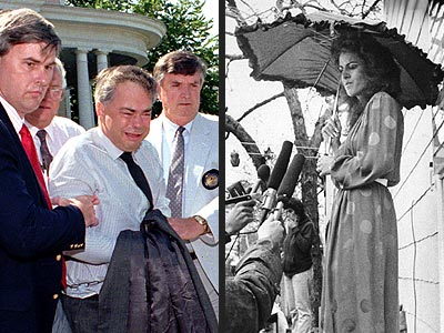 JESSICA HAHN, TAMMY FAYE & JIM BAKKER photo | Jim Bakker