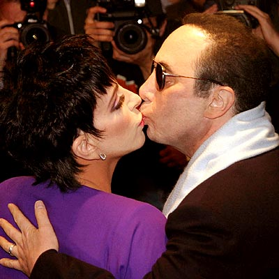 LIZA MINNELLI & DAVID GEST photo | David Gest, Liza Minnelli