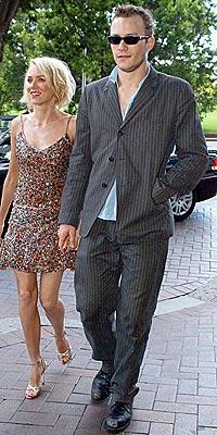 Heath Ledger photo   Heath Ledger, Naomi Watts