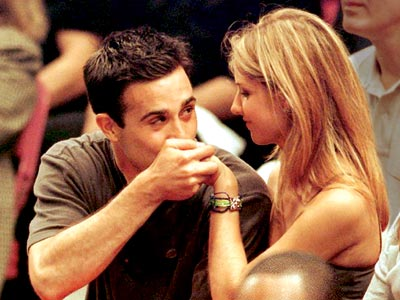 COUPLE TIME photo | Freddie Prinze Jr., Sarah Michelle Gellar