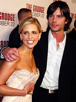 FRIGHT NIGHT photo | Jason Behr, Sarah Michelle Gellar