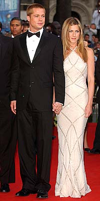 BEST MATCHED COUPLE: JENNIFER ANISTON & BRAD PITT photo | Brad Pitt, Jennifer Aniston